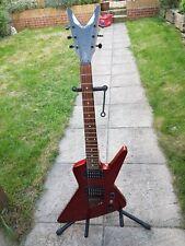Dean Baby Z Guitar Red