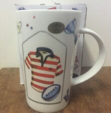 Rugby Latte Mug : Rugby World Cup Japan  Rugby Lovers Gift Present Tea Coffee