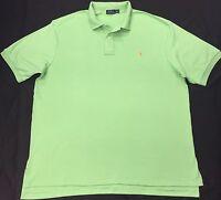 Ralph Lauren Men's Pima Cotton Polo Top Size 4XB - BIG