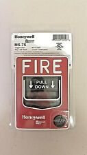 Ms 7s Gamewell Manual Fire Alarm Pull Station Same Day Shipping Sealed Box