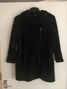 Ladies - Women's - Coat Jacket Size Uk M - About Uk 16 - Bonmarche - Zip Up