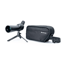 Vangurad Vesta 460A Angled Spotting Scope Kit With Tripod And Case