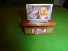 Fisher Price Loving Family Dollhouse Furniture Livingroom TV Television