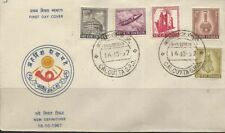 Somnath Temple India 1967 architecture Hindu Temple Hinduism Gnat Jet Air Force
