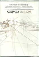 DVD - COLDPLAY EN CONCERT LIVE 2003 ( NEUF EMBALLE - NEW & SEALED )