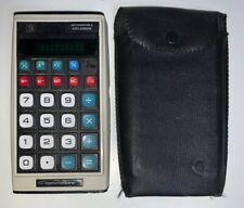 Commodore 9R-25 Calculator 4.5v Vintage Retro