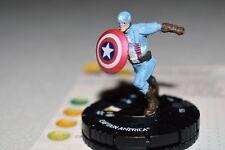 Marvel Heroclix Captain America: Winter Soldier Movie Captain America Rare 012
