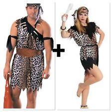 Cavewoman And Caveman Costume Cave Flintstones Prehistoric Dress Tarzan Jungle