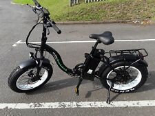 Folding Fat Tyre Electric Bike