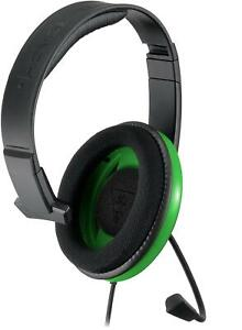 Turtle Beach Ear Force Recon 30X Wired Gaming Headset with Mic - Black/Green