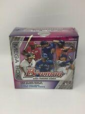 NEW 2020 MLB Topps Bowman Baseball  Mega Box Target Exclusive In Hand. Free Ship