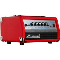 Ampeg Micro VR 200W Bass Head - Red Edition Black and Red LN