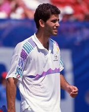 1993 Tennis Pro Pete Sampras Glossy 8x10 Photo Print Poster Grand Slam