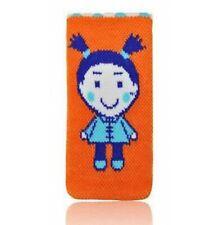 Chaussette Protection Smartphone 5 x 10 cm - Housse Etui Téléphone Mp3 Mp4 Clés