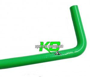 Go Kart  Radiator Hose Fluro Green - IAME X30 125cc