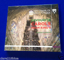 neuf emballé Favourite Chants From Kings The Choir of Kings College Cambridge CD
