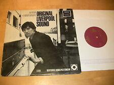 "9/3r original Liverpool sound con Heinz, Lee Curtis, The Marauders, ecc. 10""lp"