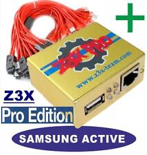 Z3X Box Pro activated for Samsung and Gold Updated with Cable C3300k/E210 USB