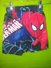Spider-Man Swimming Trunks Size 4 5