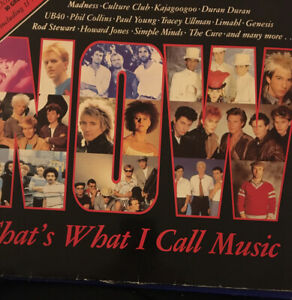 """That's  what I call music vinyl LP . The First """"Now"""" Album 1983"""