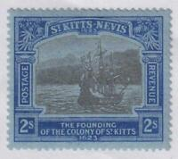 ST KITTS & NEVIS 60  MINT  HINGED OG * NO FAULTS EXTRA FINE !