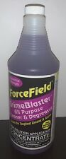 Force Field Industrial Strength Grime Blaster 32oz All Purpose Cleaner Degreaser