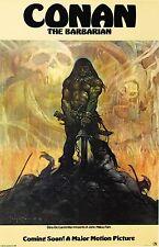 Conan die Barbarian Poster (C) - 27.9x43.2cm - Arnold Schwarzenegger Poster