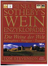 Die Neue SOTHEBY'S Wein Enzyklopädie- Die Weine der Welt- Tom Stevenson