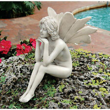 Plastic/Resin Fairies Garden Statues Ornaments