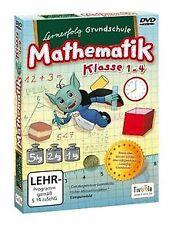 Lernerfolg Grundschule Mathe 1. - 4. Klasse v... | Software | Zustand akzeptabel