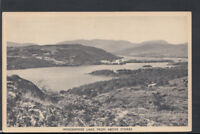 Cumbria Postcard - Windermere Lake, From Above Storrs   RS10540
