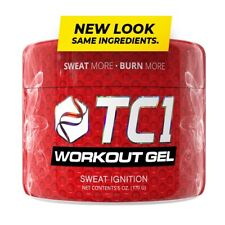TC1 SWEAT IGNITION Workout Enhancer  Topical Fat Burning Gel, Fast Shipping!!