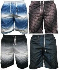 Mens Swim Shorts Swimming Board Bottoms Trunks Lined Swimwear Beach Surfing m-3x