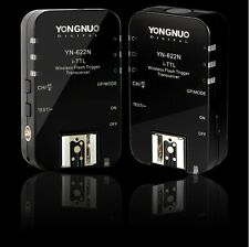 Yongnuo YN-622N Wireless i-TTL Flash Trigger 1/8000s for Nikon D70S D80 D90 D200