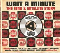 WAIT A MINUTE THE STAX & SATELLITE STORY - 2 CD BOX SET