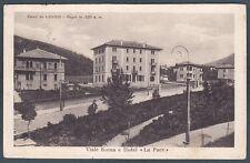 TRENTO LEVICO TERME 18 HOTEL ALBERGO Cartolina