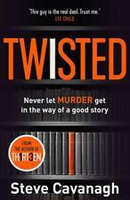 Steve Cavanagh - Twisted *NEW* + FREE P&P