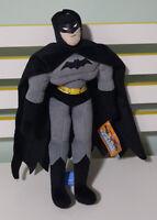 DC COMICS JUSTICE LEAGUE BATMAN PLUSH TOY! SOFT TOY ABOUT 35CM TALL KIDS TOY!