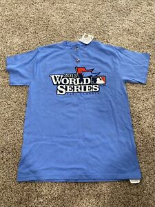 2013 World Series Medium T-Shirt Boston Red Sox St. Louis Cardinals