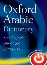 OXFORD ARABIC DICTIONARY - ARTS, TRESSY (EDT) - NEW HARDCOVER BOOK