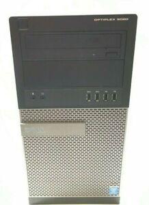 Dell OptiPlex 9020 MT Core i5 4570 3.2 GHz 8 GB 256 GB SSD WIN 10 PRO