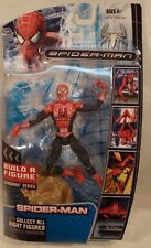 Hasbro Marvel Legends Spider-Man Red Blue Suit Movie 3 Sandman BAF Series Build