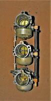 GB4K21193 Force 3 Cylinder 85 HP Carburetor ASSY Set PN F832061-2 Fits 1990-1994