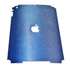 "Apple iPad Pro 12,9"" Sticker Skin Design Folie Aufkleber Cover metallic blau"
