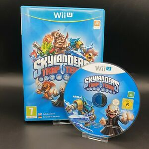 Skylanders Trap Team | SOFTWARE | Nintendo Wii U | Spiel