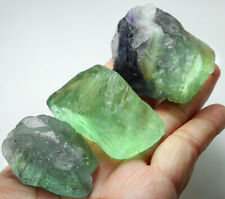 767.7Ct Natural Green Fluorite Crystal Specimen Rough YVU658