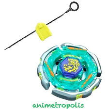 TAKARA TOMY BEYBLADE METAL FUSION BB-71 RAY STRIKER UNICORNO D125CS & LAUNCHER