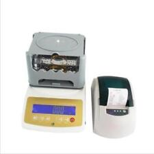 Digital Electronic Gold Tester Machine ,Gold Densimeter Purity Tester 0.001g/cm