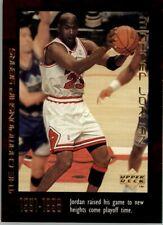 1999 Upper Deck Michael Jordan The Early Years card# 39