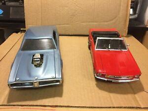 built 2 1/16  car models
